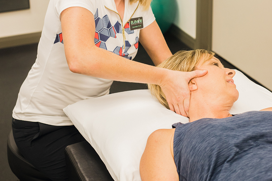 Headache Therapy at Elevate Therapy